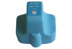 HP č.363 C8774E svetle azúrová (light cyan) kompatibilna cartridge