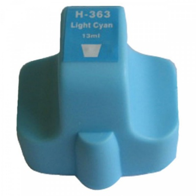 HP 363 C8774E svetle azúrová (light cyan) kompatibilna cartridge