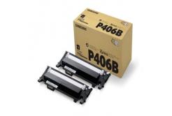 HP SU374A / Samsung CLT-P406B dual pack čierný (black) originálny toner