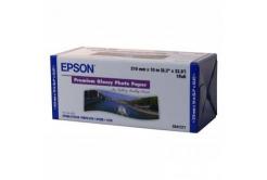 "Epson 210/10/Premium Glossy Photo Paper Roll, 210mmx10m, 8"", C13S041377, 255 g/m2, foto papír"