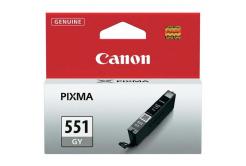 Canon CLI-551GY, 6512B001 sivá (grey) originálna cartridge