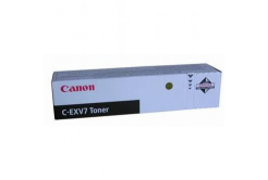 Canon C-EXV7 čierna (black) originálný toner