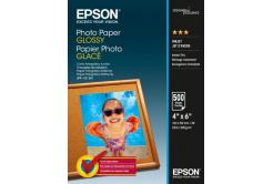 Epson C13S042549 Photo Paper bílý lesklý foto papír 10x15cm 200 g/m2 500 ks