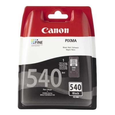 Canon PG-540 čierna (black) originálna cartridge
