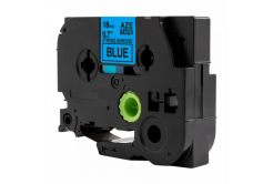 Kompatibilná páska s Brother TZ-S541 / TZe-S541, 18mm x 8m, extr.adh. čierna tlač / modrý podklad