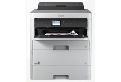 Epson tiskárna ink WorkForce Pro WF-C529RDTW, RIPS, A4, 34ppm, Ethernet, WiFi (Direct), Duplex