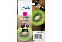 Epson 202 C13T02F34010 purpurová (magenta) originálna cartridge