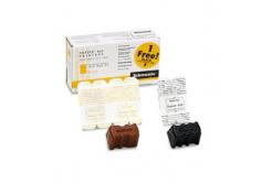 Xerox 016183000 čierna/žltá (black/yellow) 3ks originálný toner