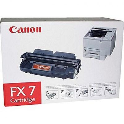 Canon FX7 čierna (black) originálný toner