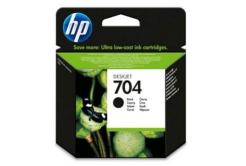 HP č.704 CN692AE čierna (black) originálna cartridge
