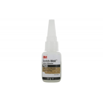 3M PR20 Scotch-Weld, 20 g - na plasty a pryže