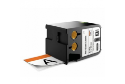 Dymo XTL 1868713, 51mm x 102mm, 70ks, čierna tlač/biely podklad, předem nařezané originální štítky