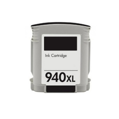 HP 940XL C4906A čierna (black) kompatibilna cartridge