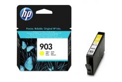 HP 903 T6L95AE#301 žlutá (yellow) originální cartridge