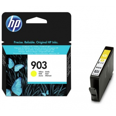 HP 903 T6L95AE#301 žltá (yellow) originálna cartridge