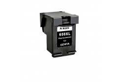 HP 650 XL CZ101A čierna (black) kompatibilna cartridge