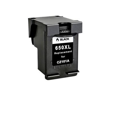 HP 650 XL CZ101A čierna (black) kompatibilna cartridge
