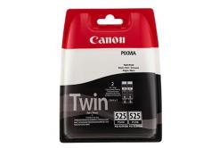 Canon PGI-525PGBK čierna (black) dualpack originálna cartridge