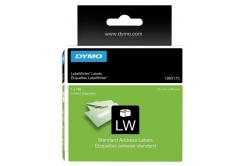 Dymo 1983173, 89mm x 28mm, bílé adresní papírové štítky