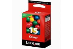 Lexmark č.15 18C2110E farebná originálna cartridge