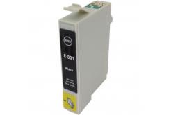Epson T0801 čierna (black) kompatibilná cartridge