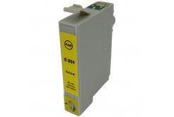 Epson T0804 žltá (yellow) kompatibilná cartridge