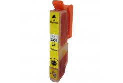 Epson T2434 XL žltá (yellow) kompatibilná cartridge