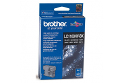 Brother LC-1100HYBK čierna (black) originálna cartridge
