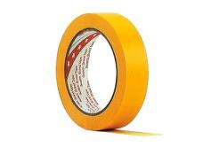 3M 244 Maskovací páska žlutá, 18 mm x 50 m
