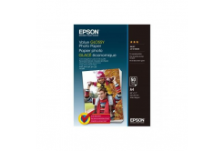 Epson Value Glossy Photo Paper, lesklý bílý foto papír, A4, 200 g/m2, 50 ks, C13S400036