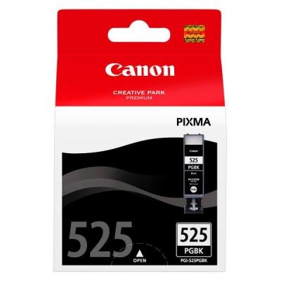 Canon PGI-525PGBK, 4529B001 čierna originálna cartridgeoustová cartrige