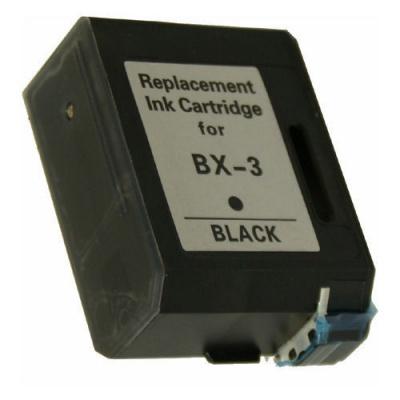 Canon BX-3 čierná (black) kompatibilná cartridge