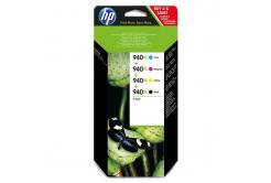 HP 940XL C2N93AE CMYK multipack originálna cartridge