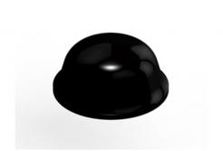 3M Bumpon SJ5003 černý, plato = 56 ks