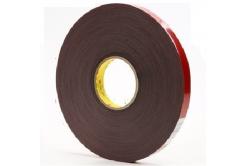3M VHB 4611-F, 19 mm x 3 m, tmavošedá oboustranně lepicí akrylová páska, tl. 1,1 mm