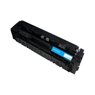 HP 201X CF401X azúrový (cyan) kompatibilný toner