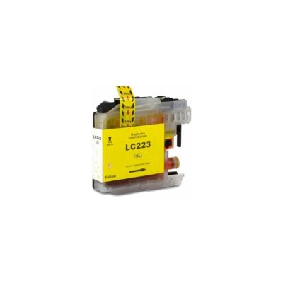 Brother LC-223XL žltá (yellow) kompatibilna cartridge