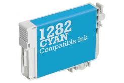 Epson T1282 azúrová (cyan) kompatibilná cartridge