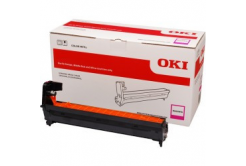 OKI 46484106 purpurová (magenta) originálna valcová jednotka