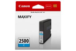 Canon originálna cartridge PGI-2500 C, cyan, 9.6ml, 9301B001, Canon MAXIFY iB4050,iB4150,MB5050,MB5150,MB5350,MB5450