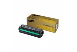 HP SU512A / Samsung CLT-Y505L žltý (yellow) originálny toner