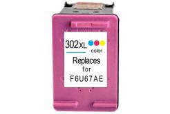 HP 302XL F6U67AE farebná (color) kompatibilna cartridge