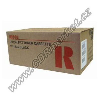 Ricoh 1435D čierný (black) originálny toner