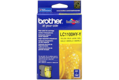 Brother LC-1100HYY žltá (yellow) originálna cartridge