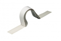 3M 8310 Odnosová ucha, bílá, 25 mm x 432 mm x 75 mm, bloček (25 uch)