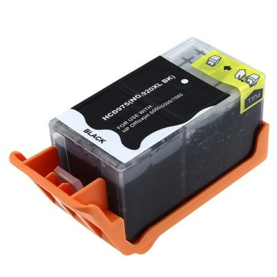 HP 920XL CD975A čierna (black) kompatibilna cartridge