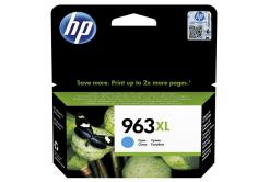 HP 963XL 3JA27AE azúrová (cyan) originálna cartridge