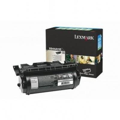 Lexmark X644A11E čierný (black) originálny toner