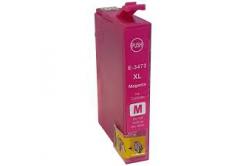 Epson T3473 purpurová (magenta) kompatibilna cartridge