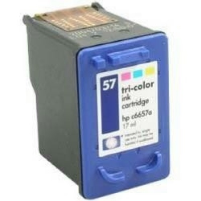 HP 57 C6657A farebná (color) kompatibilna cartridge